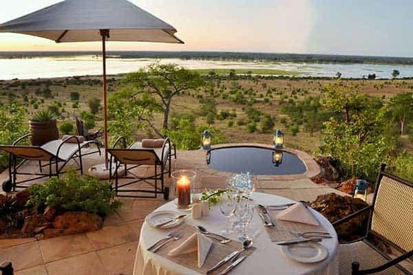 Ngoma Safari Lodge - 4 *
