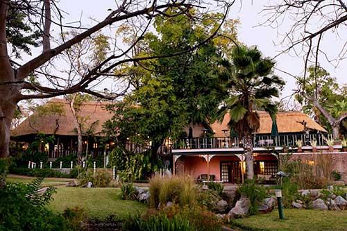 Stanley & Livingstone Hotel